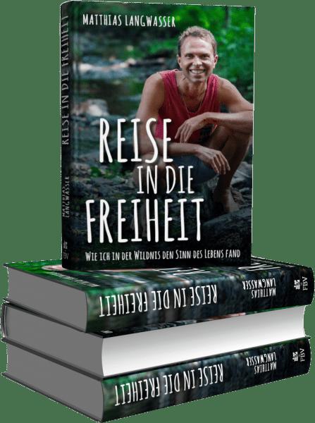 Reise in die Freiheit - Mein neues Buch